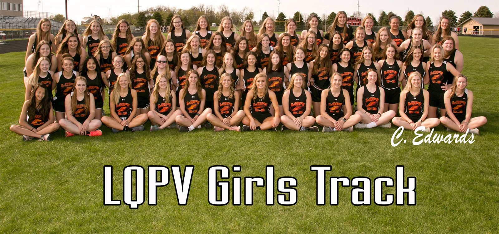 LQPV-DB Girls Track